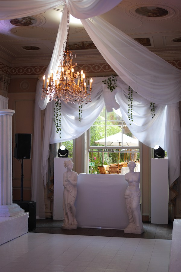 wedding and event hire london image
